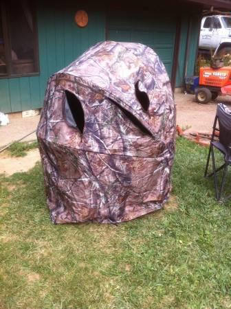 Hunting blind - $95