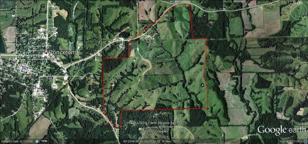 hunting leases in mo harrison mercer county for sale in