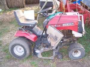 Huskee riding mower - $50 (augusta)