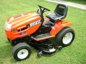 Huskee Riding Tractor - $700 (New Castle)