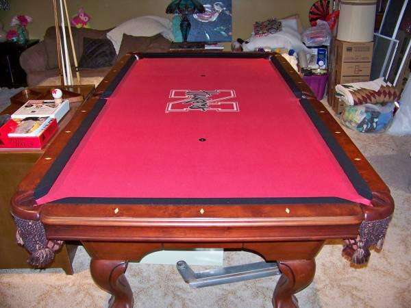 Slate Pool Table For Sale In Nebraska Classifieds Buy And Sell In - Pool table movers des moines