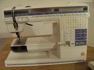 husqvarna viking 300 embroidery machine