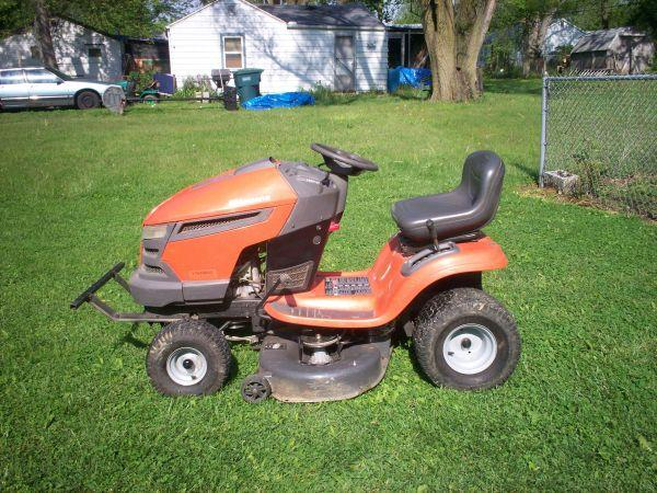 husqvarna tractor Home and garden for sale in the USA - gardening ...