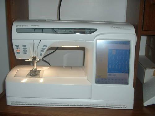 husqvarna sewing machine sale