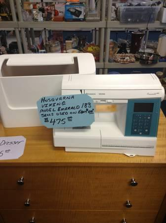 Husqvarna Viking Sewing Machine 40 Classifieds Buy Sell Mesmerizing Husqvarna Sewing Machine Sale