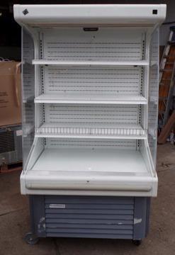 Hussmann Accent GSVM-4072 Commercial Refrigerator