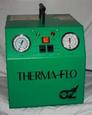 thermaflo recovery machine