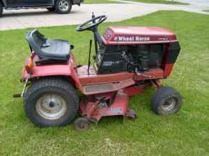 Hydrostatic Wheel Horse 38 Quot Lawn Mower Holland Mi For