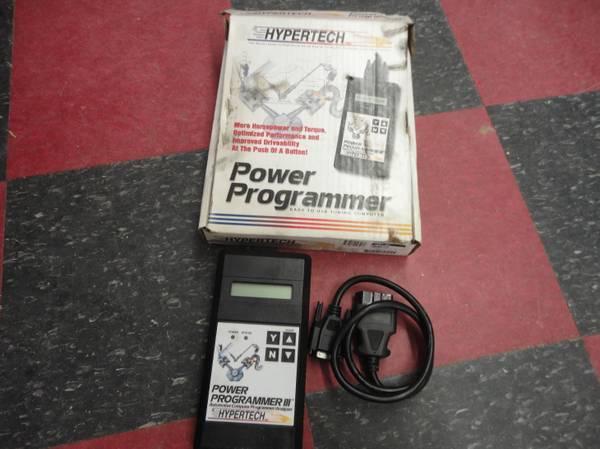 hypertech power programmer iii manual