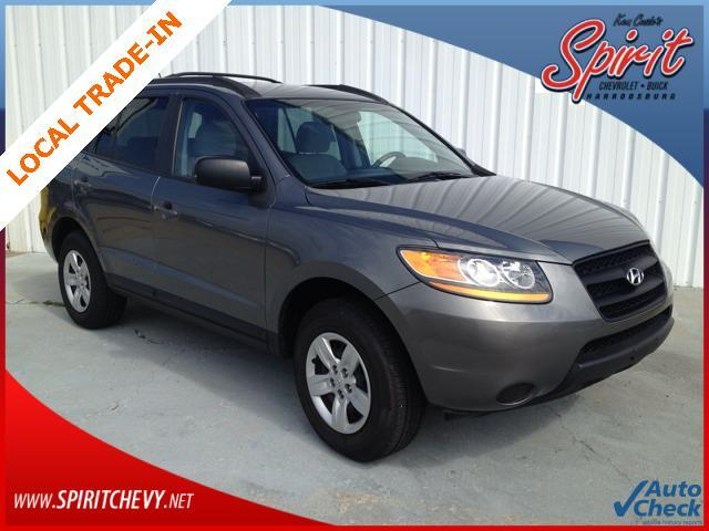 hyundai santa fe awd gls 4dr suv 4a 2009 for sale in cornishville kentucky classified. Black Bedroom Furniture Sets. Home Design Ideas