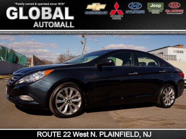 HYUNDAI Sonata Limited 4dr Sedan 6A 2011