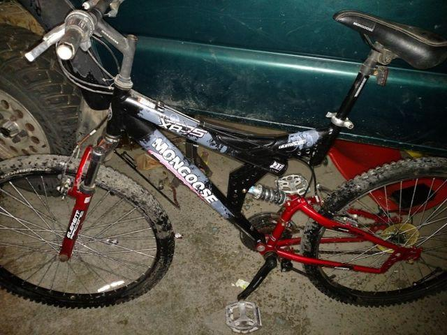 I Have 3 Bikes Forsale 35$ for each one!! MONGOOSE<
