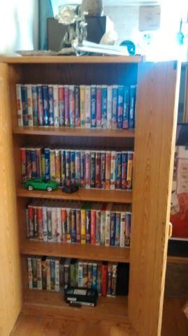 I have 59 Walt Disney movies and kids movies 88 in all