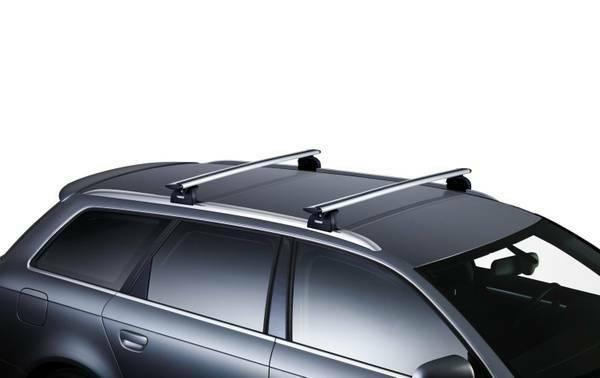 I13 NEW THULE AERO BLADE 60 INCH BARS SIZEARB47 - $99