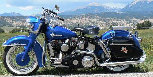 I985 Harley Davidson Shovel Head