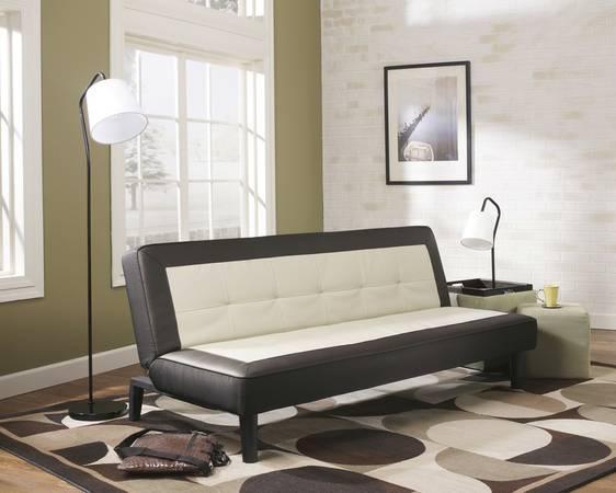 Ian Tuxedo Futon Sofa Bed Ashley Furniture Free Delivery