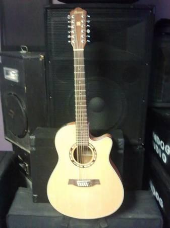 Takamine 12 String Acoustic Electric For Sale In Illinois