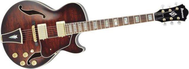 ibanez ag95dbs hollowbody archtop electric guitar with case for sale in glen park new york. Black Bedroom Furniture Sets. Home Design Ideas