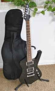 ibanez iceman icx200 electric guitar with gig bag dtc for sale in denver colorado. Black Bedroom Furniture Sets. Home Design Ideas