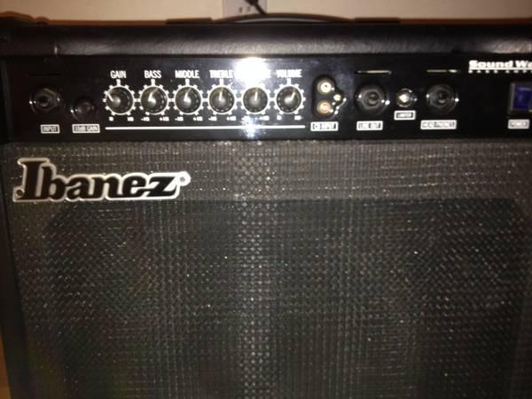 Ibanez Bass Amp Ibanez Sw65 Bass Amp 150