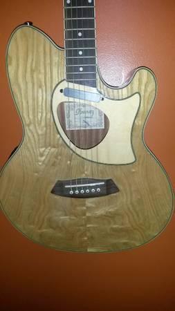 Ibanez Talman Acoustic Electric Guitar For Sale In Boyne City