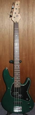 Ibanez TR Bass - for Sale in Cashmere, Washington Classified ...