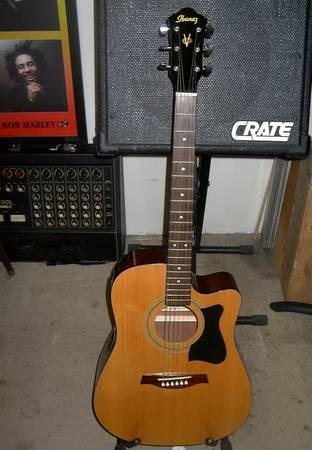 Ibanez V70ce Acoustic Electric Guitar For Sale In Daytona Beach