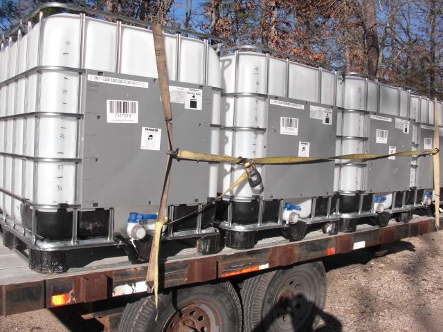IBC Tote 275 gallon