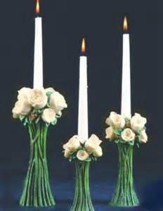 (????)? ibis & orchid ROSE 3 Candlesticks s