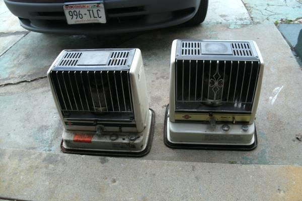 ice shanty heaters - $20