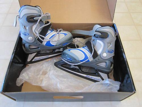 Ice Skates, Kids Bladerunner, Adjustable 1-4