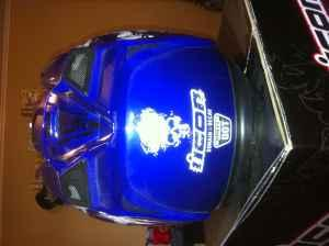 Icon Domain Decay Helmet sz M - $275 Tulsa