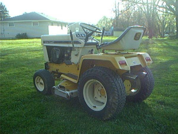 IH Cub Cadet Tractor - $500 (Poland OH)