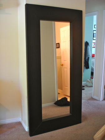 Ikea Black Mirror Brand New Provo For Sale In
