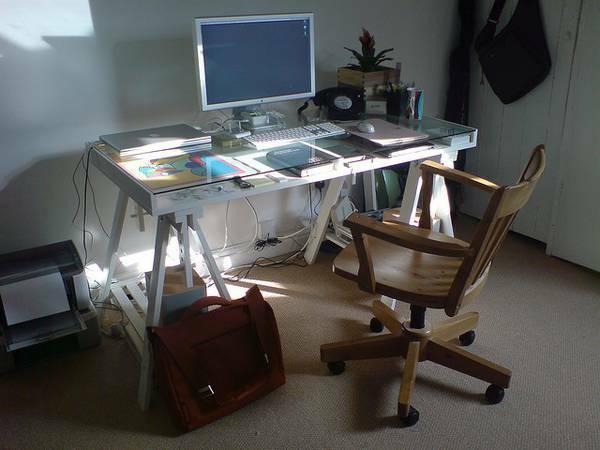 Ikea Computer Desk Vika Gruvan Vika Artur Table For