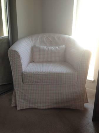 Ikea EKTORP Tullsta chair - $50 & Ikea EKTORP Tullsta chair - for Sale in San Mateo California ...