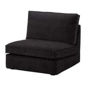 Ikea Kivik Oversized Chair Black Barksdale Afb For