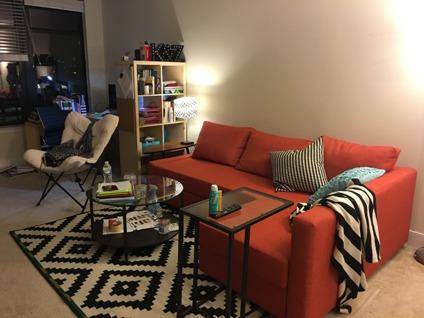 IKEA sectional sofa bed for Sale in Baltimore, Maryland Classified ...