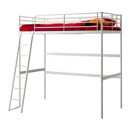 Ikea Tromso Loft Bed Frame Twin Size 110