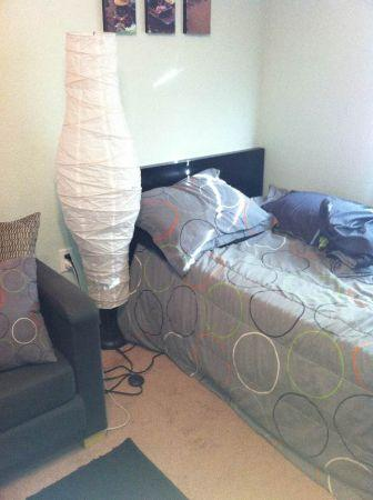 Ikea Twin Bed Room With Couch Hanford For Sale In