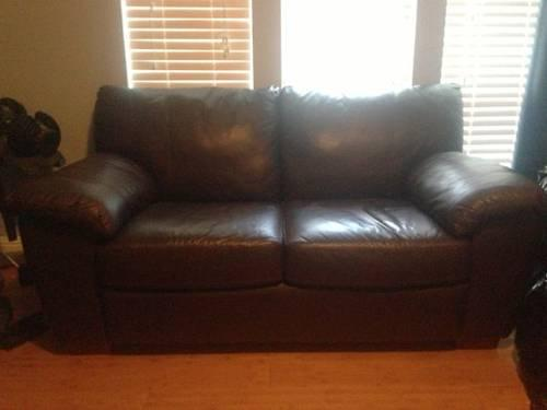 Ikea Vreta Loveseat Mjuk Dark Brown For Sale In Irvine