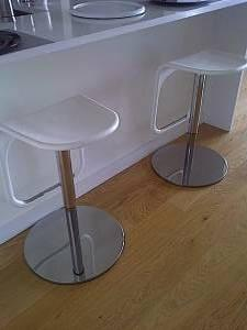 Ikea White Bar Stools Urban Brand New For Sale In