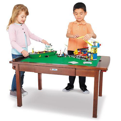 Imaginarium Lego Creativity Table Espresso For Sale In