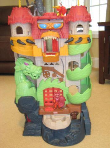 Imaginext Dragon World Fortress Castle (retired)