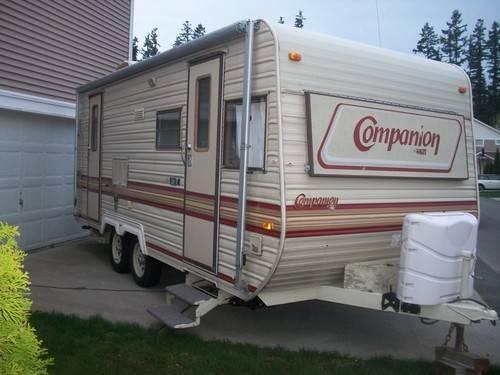 Kit Companion Travel Trailer