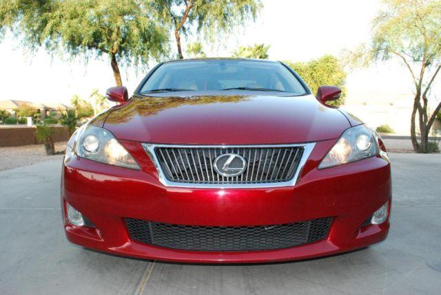 immaculate 2010 lexus is 350 sport for sale in litchfield park arizona classified. Black Bedroom Furniture Sets. Home Design Ideas