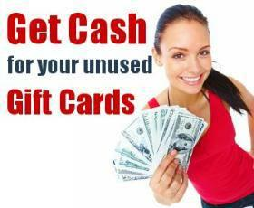 Immediate Cash!!! Sell Your Gift Cards and Merchandise