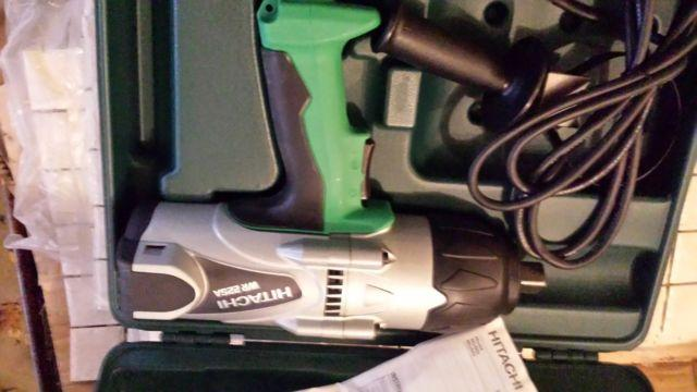 Impact Wrench Hitachi WR22SA 34 NEW