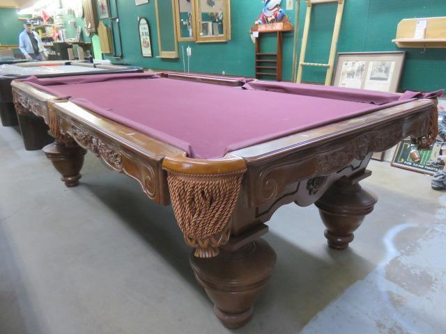 Imperial Ft Pool Table For Sale In Phoenix Arizona Classified - Buckhorn pool table