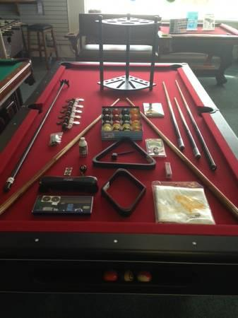 Sporting Goods For Sale In Galva Iowa New And Used Sporting Good - Eliminator pool table